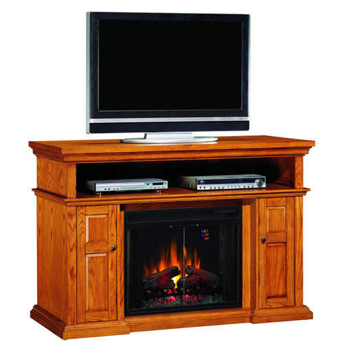 Classic Flame Pasadena Electric Fireplace and Media Console