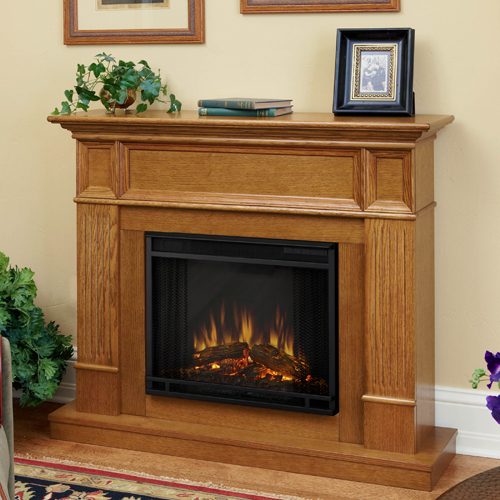 Real Flame Camden Electric Fireplace
