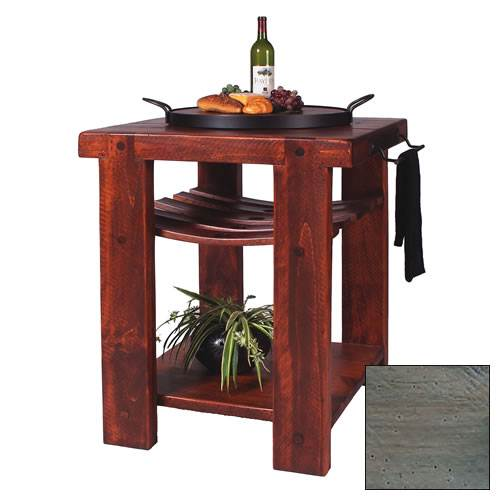 2 Day Designs Cross Creek Kitchen Island