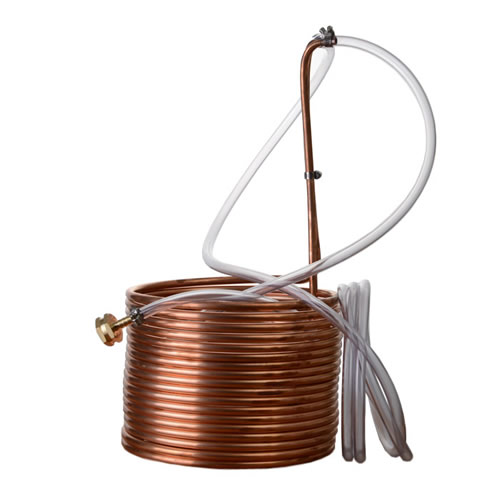 Copper Immersion Wort Chiller 50 195 162 194 194 178 Kacero