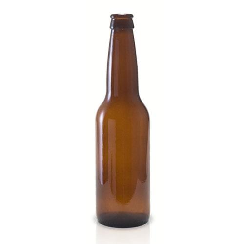 12 oz Beer Bottles Case of 24