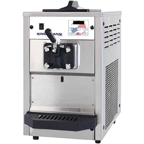 Countertop Soft Serve Ice Cream Machine- 18 qt/hr (6220 Spaceman ...