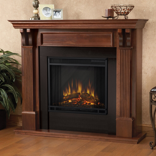 classic florence electric fireplace mantel