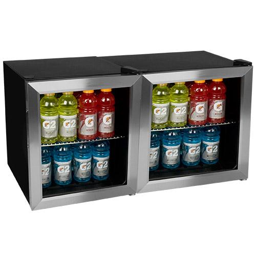 2014 edgestar full size kegerator conversion refrigerator for Build your own walk in beer cooler