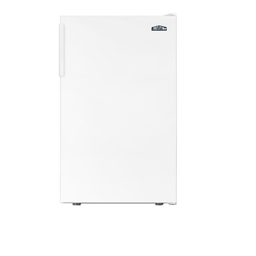 Summit 4.1 Cu. Ft.                                     Refrigerator / Freezer