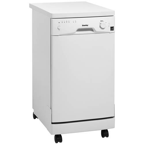 Danby 18  Energy Star Portable Dishwasher