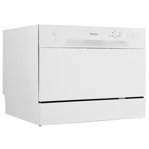 Danby 6 Place Setting Countertop Dishwasher (DDW621WDB null) photo