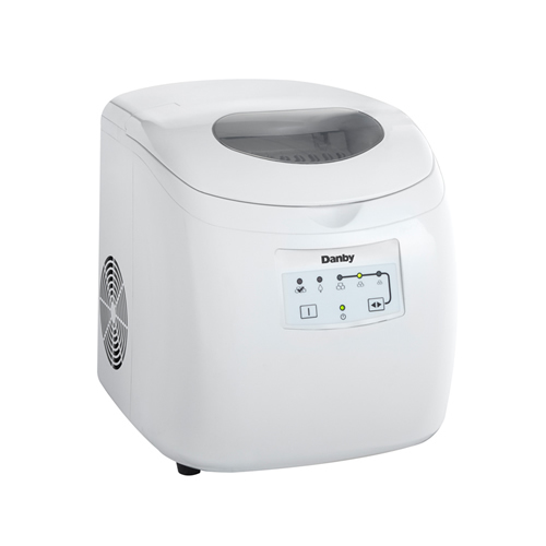 Danby Countertop Ice Maker Stainless Steel : ... Capacity Portable Stainless Steel Ice Maker Online Discount IP250SS