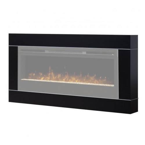 Dimplex Cohesion Surround Wall Mount Electric Fireplace Trim Online Discount Dt1267blk