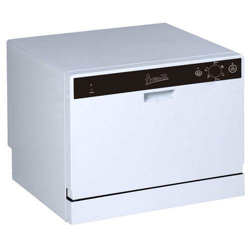 Avanti Portable Countertop Dishwasher