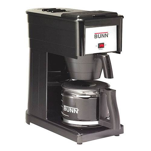 Bunn Coffee Maker Programmable Phase Brew : Bunn Phase Brew 8 Cup High Altitude Home Coffee Brewer Online Discount HG-D : StarApplianceDepot.com