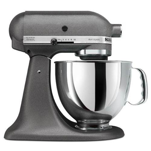 KitchenAid                                     Artisan Series Stand Mixer - Imperial Grey